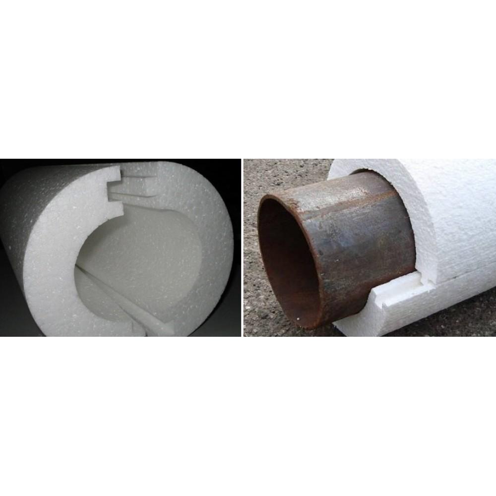 Виды утеплителя для канализационных труб