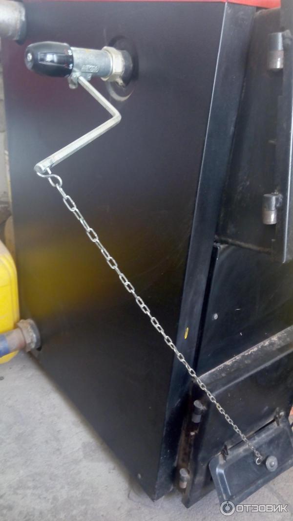 Регулятор тяги для твердотопливных котлов: ремонт, как настроить