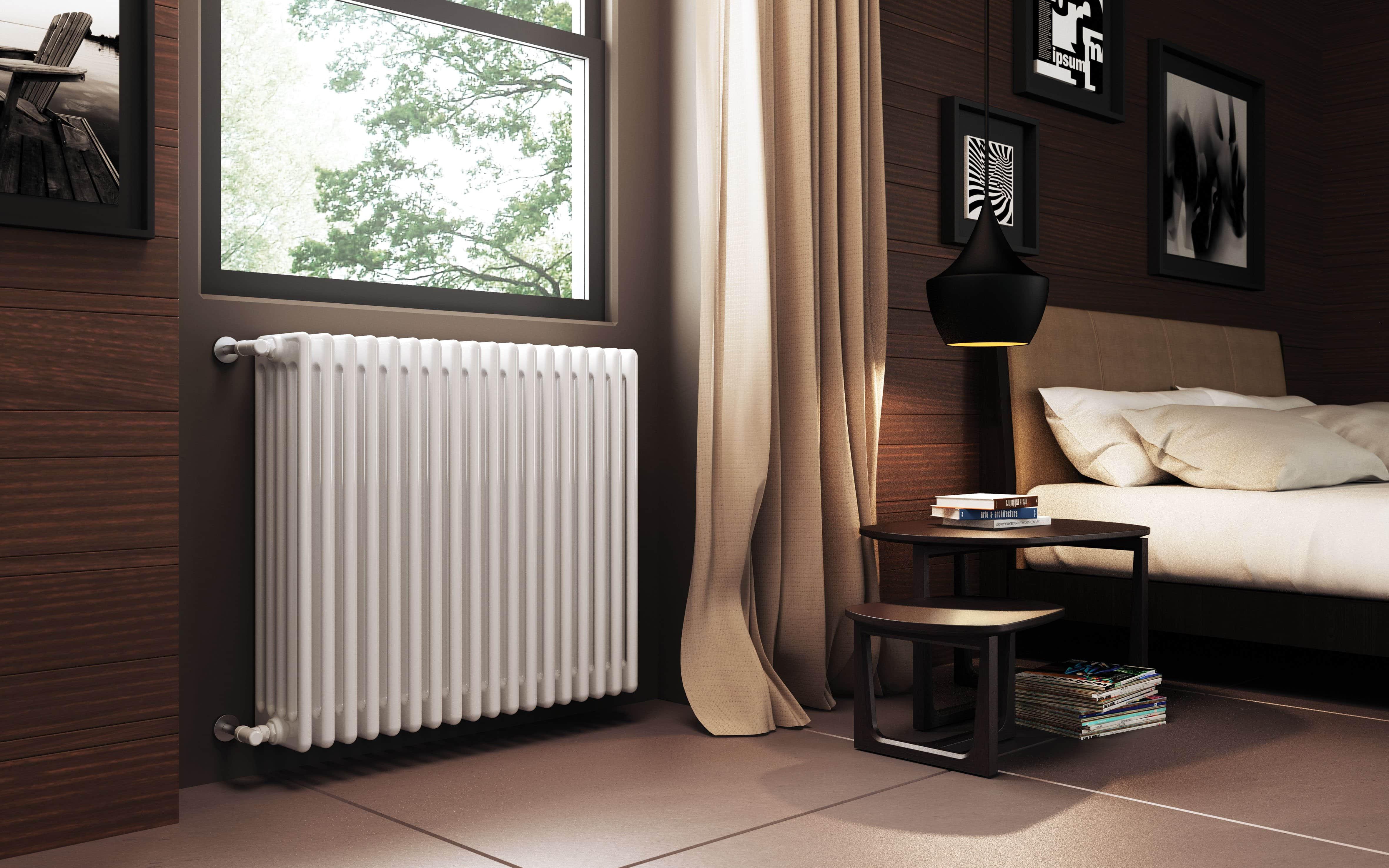 Узкие радиаторы: разновидности и назначение, горизонтальные