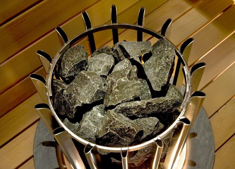 Какие камни для бани лучше выбрать - лучшие варианты и методы укладки