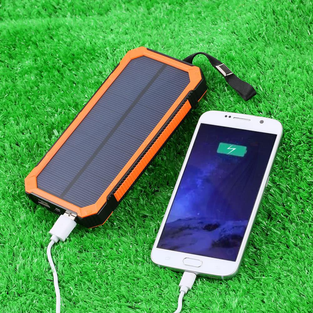 Солнечная батарея для телефона и ноутбука | auto-gl.ru