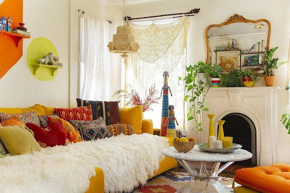 Уютная комната и мелочи своими руками, которые создают уют в интерьере квартиры — товарика