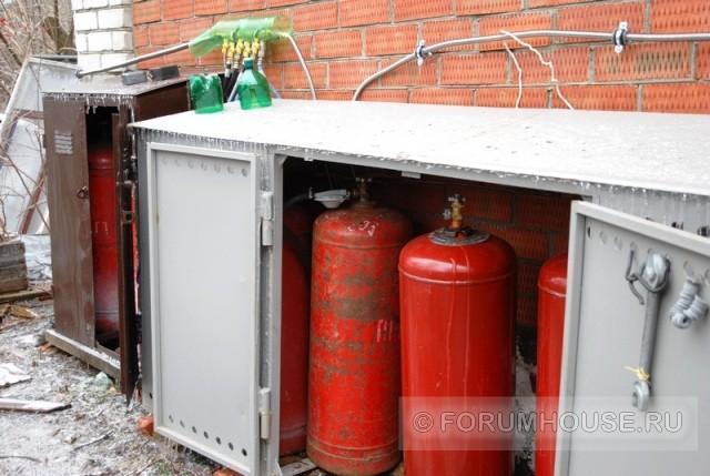 Нюансы эксплуатации газовых котлов на сжиженном газе