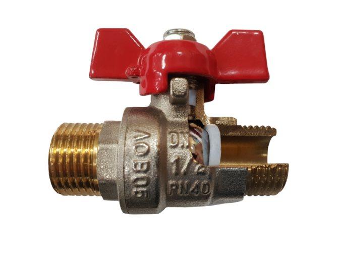 Вентиль водопроводный: виды, конструкция и монтаж и ремонт своими руками
