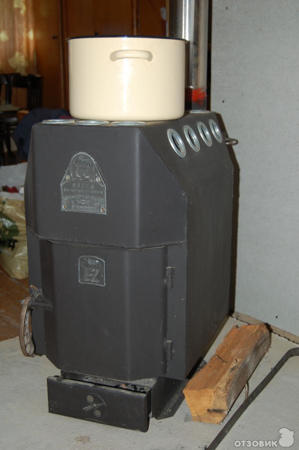 Печь профессора бутакова и три её популярные модели, работающие на твердом топливе