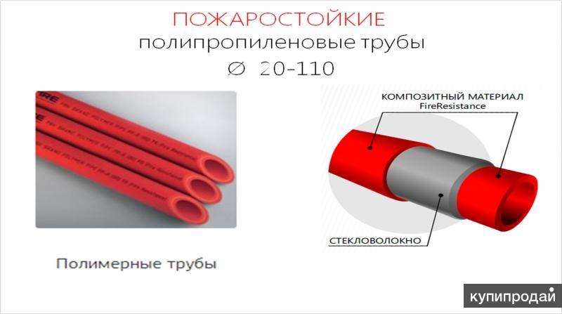 Полипропиленовые трубы: классификация полипропиленовых труб, их достоинства и недостатки