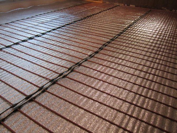 Инфракрасный теплый пол: пленочный, стержневой и карбоновый пол, расход электроэнергии, отзывы о ик пленке