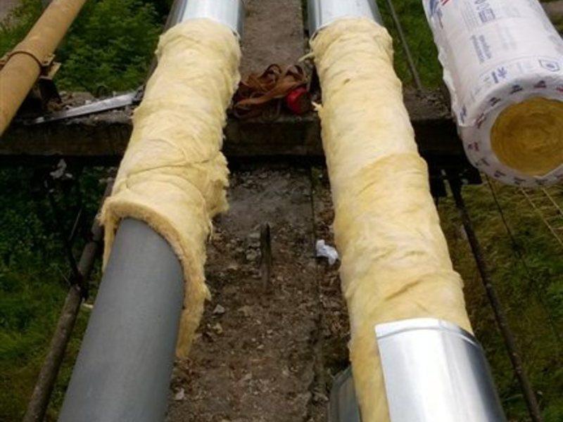Теплоизолированные трубы для отопления, инструкция по монтажу своими руками