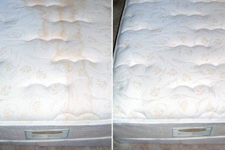 Как правильно почистить матрас содой в домашних условиях