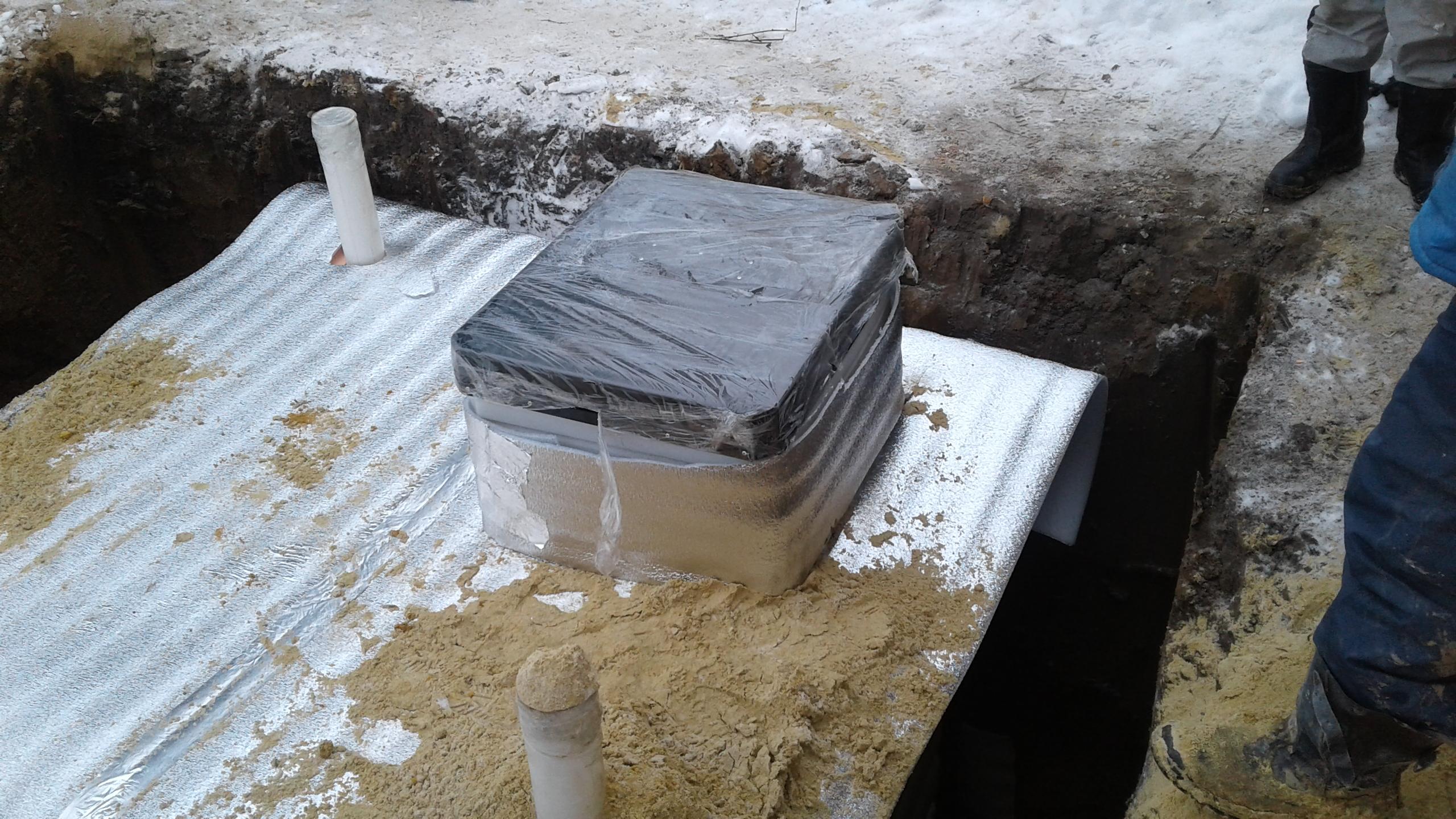 Утепляем погреб своими руками от промерзания: материалы и советы