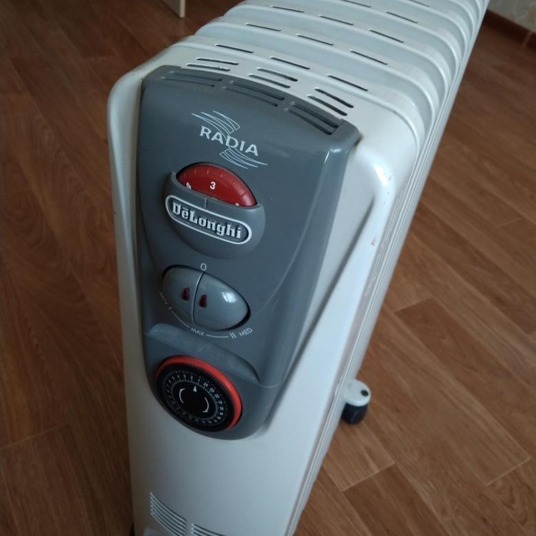 Масляный радиатор delonghi gs 770715 (spb00000932) купить за 2319 руб в екатеринбурге, отзывы, видео обзоры и характеристики
