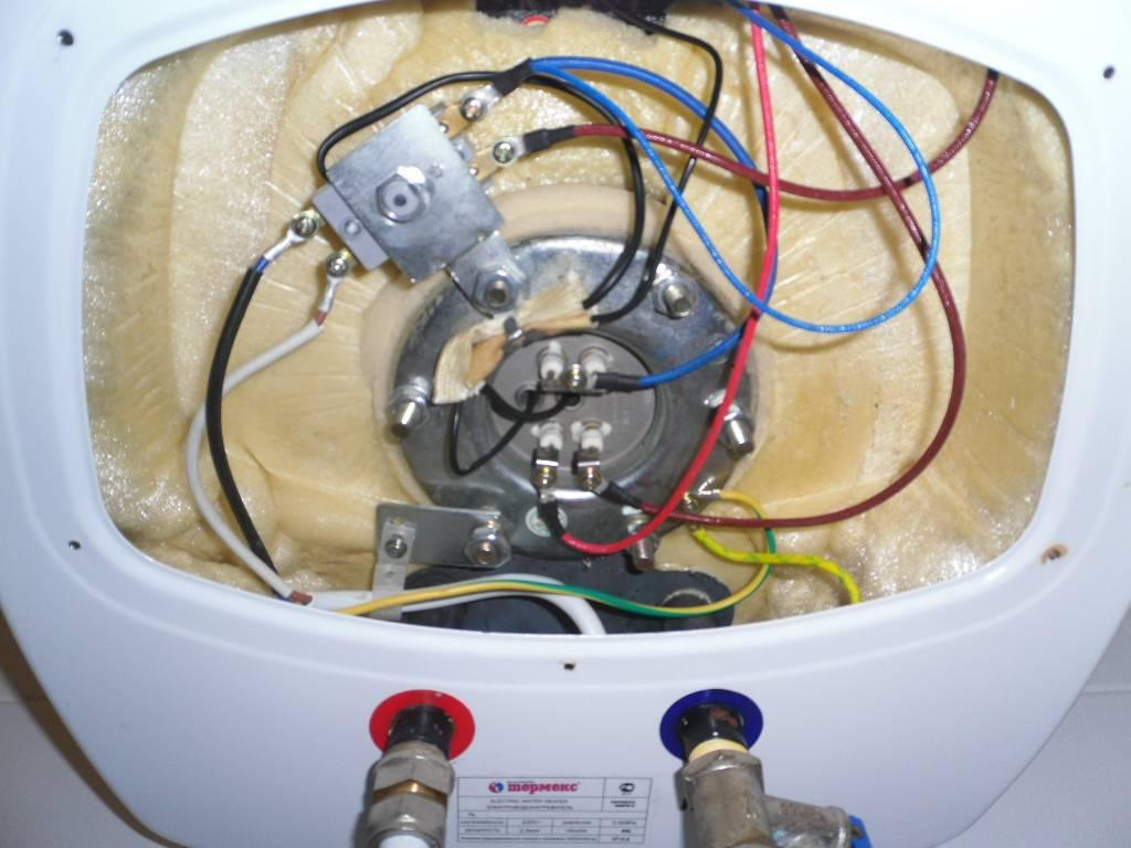 Ремонт водонагревателей термекс своими руками + фото