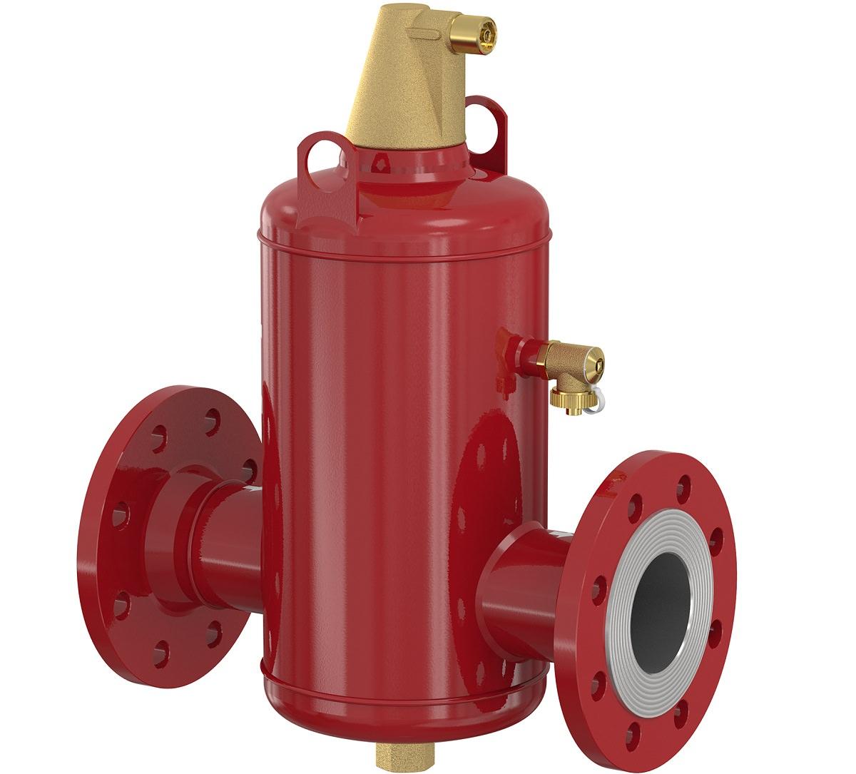 Сепаратор воздуха для отопления: принцип работы, устройство шлама, воздушный flamcovent для системы отопления
