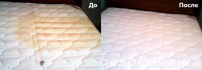 Как почистить матрас от пятен в домашних условиях