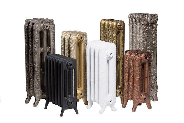 Выбираем чугунный ретро радиатор отопления