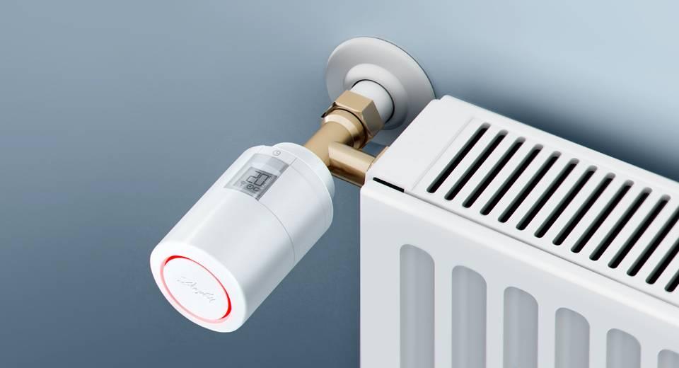 С ней поддерживать идеальную температуру невероятно просто! термоголовка для радиатора отопления