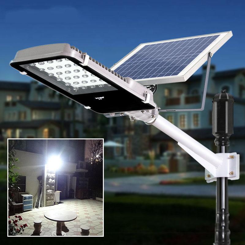 Фонари на солнечных батареях: устройство, характеристики, достоинства, установка и эксплуатация