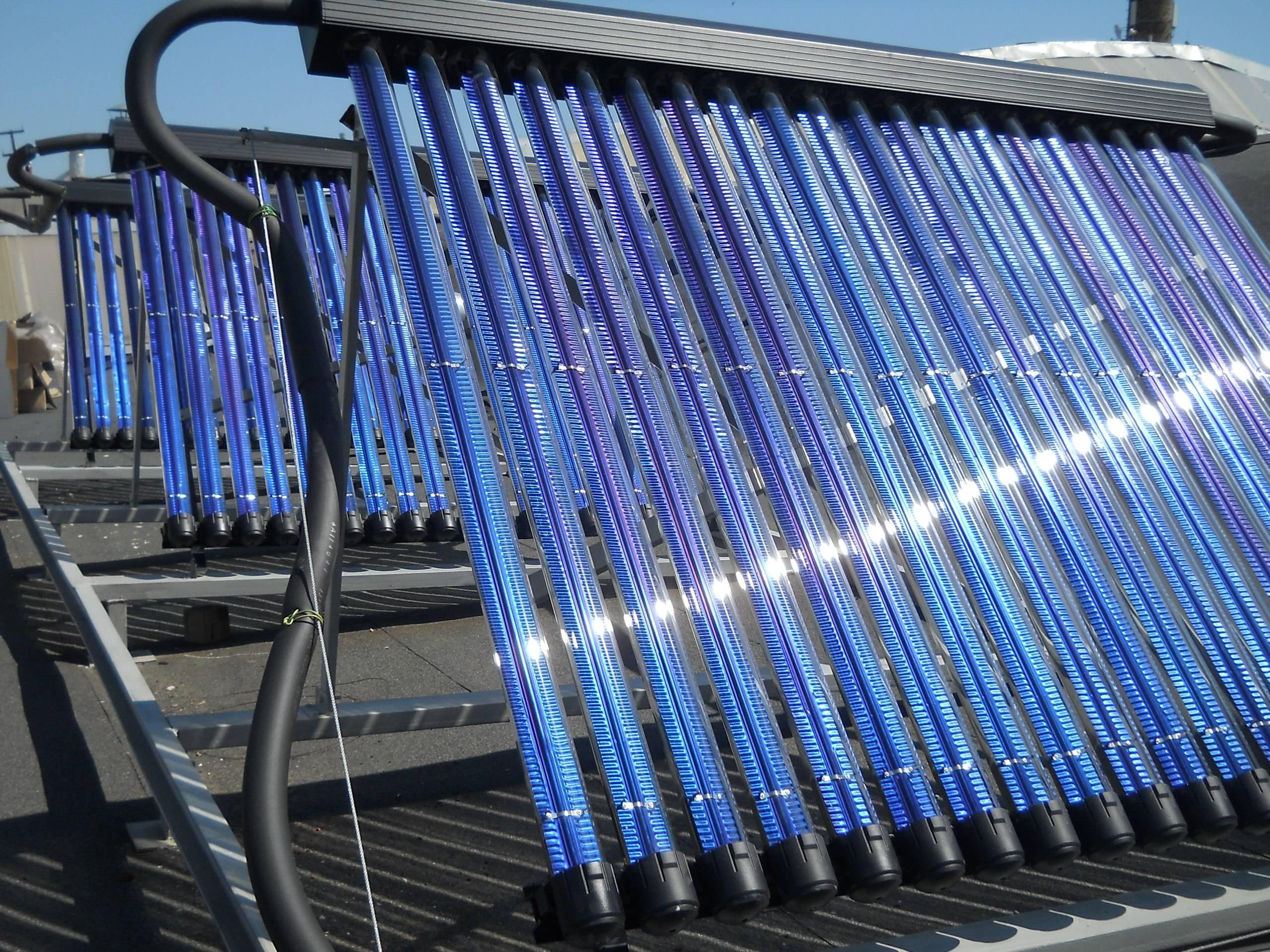 Солнечный коллектор для отопления дома: плюсы и минусы