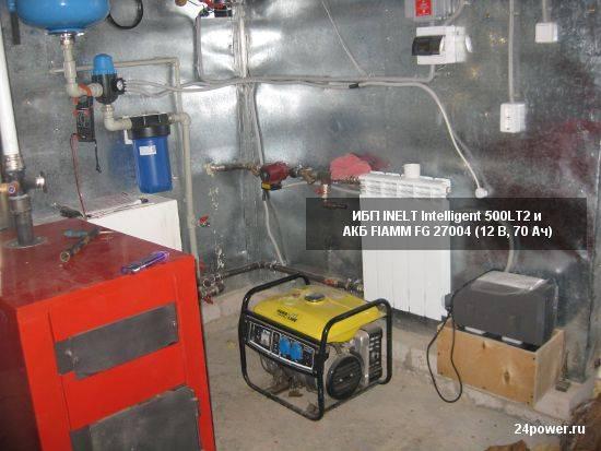 Выбираем ибп для газового котла: как найти качественный бесперебойник?