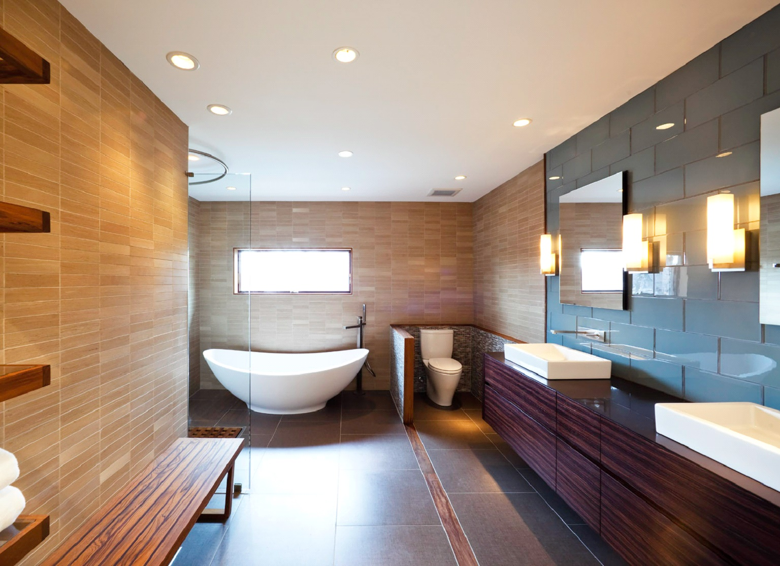 Освещение в ванной - как правильно сделать