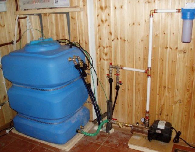 Расширительный бак для холодной воды: обзор баков, какой лучше купить