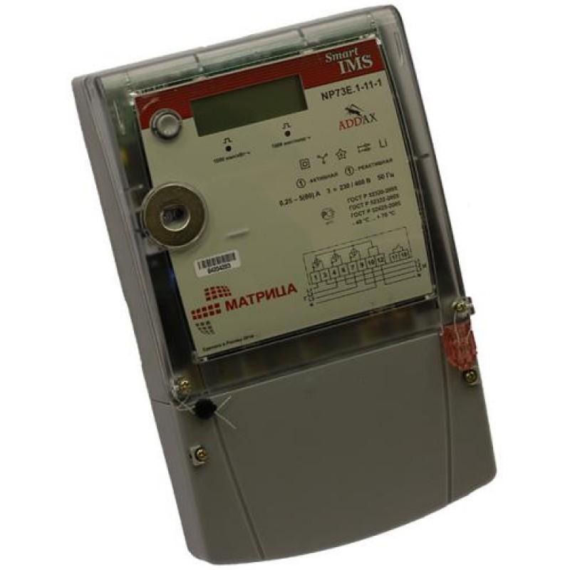 Трехфазный счетчик электроэнергии прямого включения: характеристики и выбор устройства