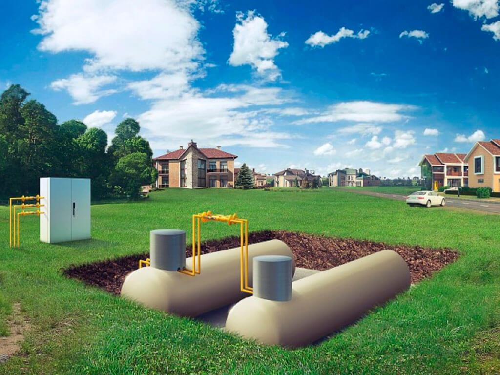 Газгольдер для частного дома: плюсы и недостатки | плюсы и минусы
