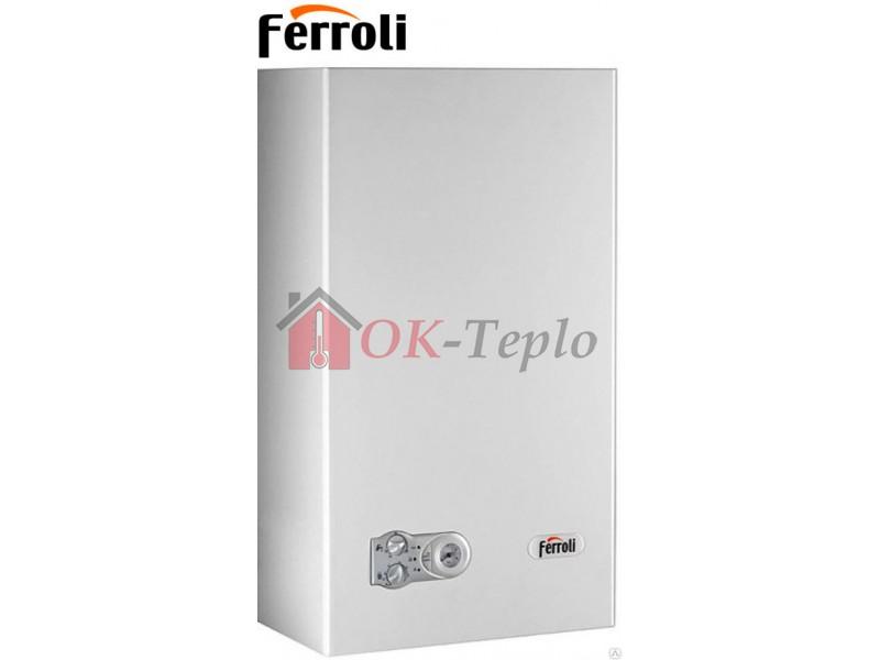 Обзор популярных моделей газовых котлов от компании Ferroli