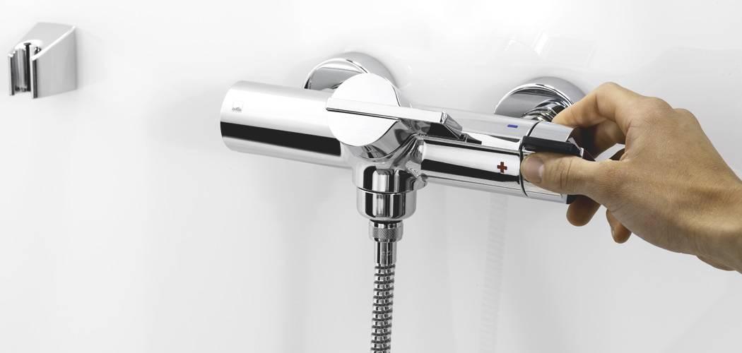 Принцип работы термостата в смесителе | про сантехнику