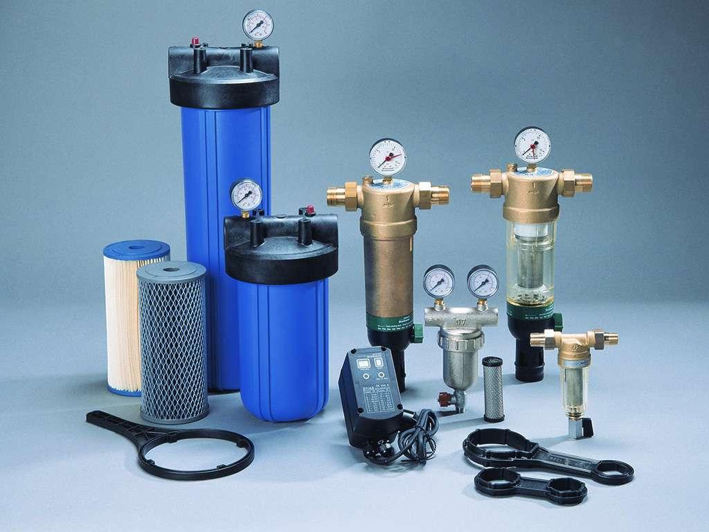 Фильтр грубой очистки воды перед счетчиком: выбор и обслуживание