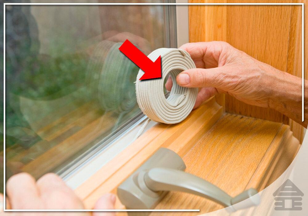 Как утеплить окна по шведской технологии— пошаговая инструкция