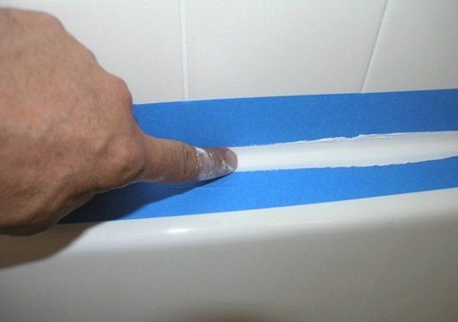 Чем оттереть силиконовый герметик с плитки и других поверхностей