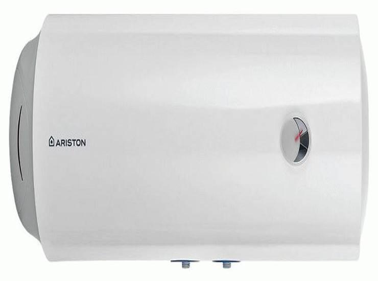 Основные виды бойлеров Ariston 50 — плоский и круглый