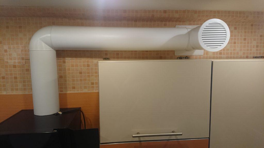 Вентиляция на кухне: как сделать вытяжку в квартире правильно и устройство, монтаж