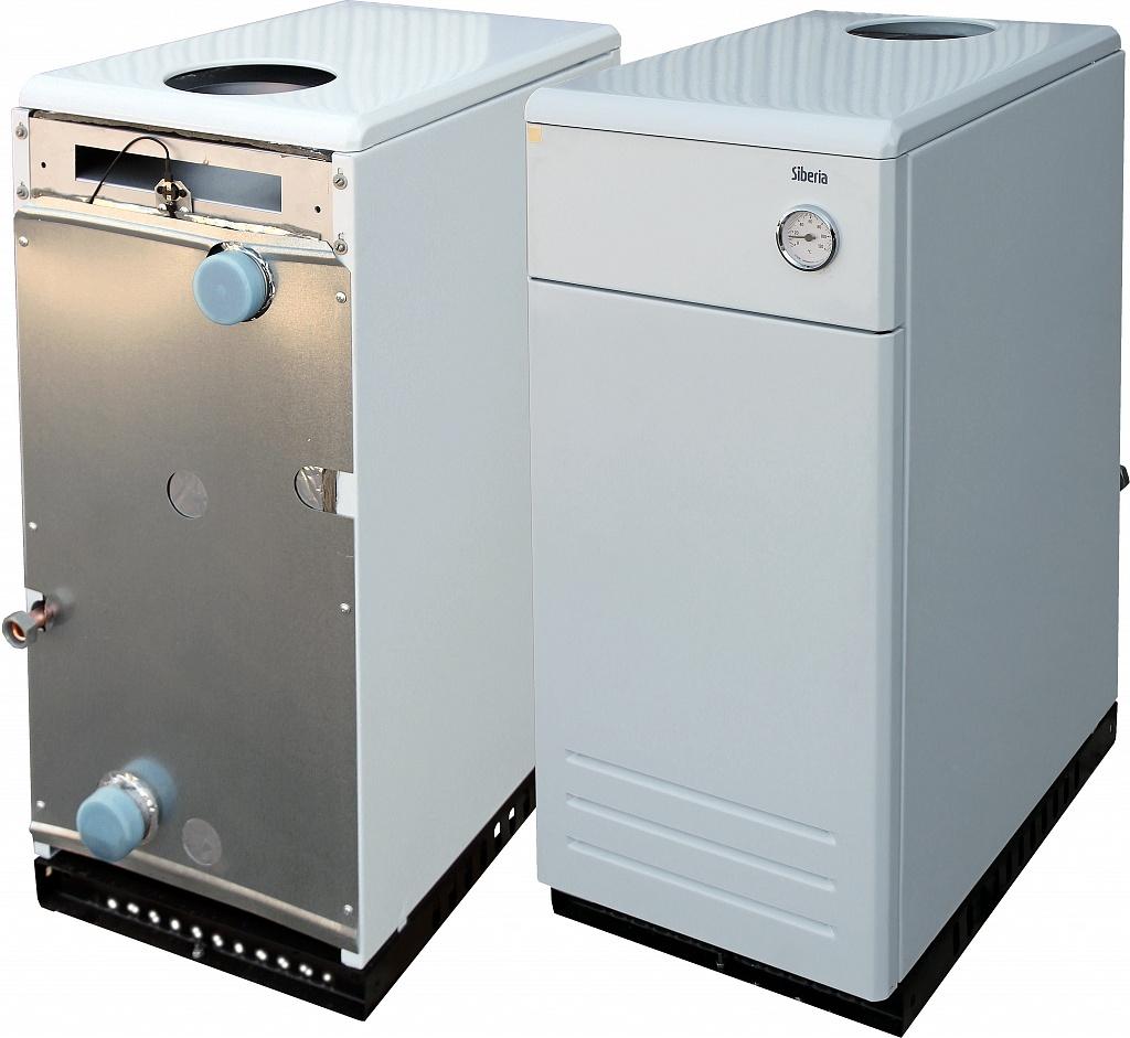 Напольные газовые котлы сиберия - отзывы и технические характеристики