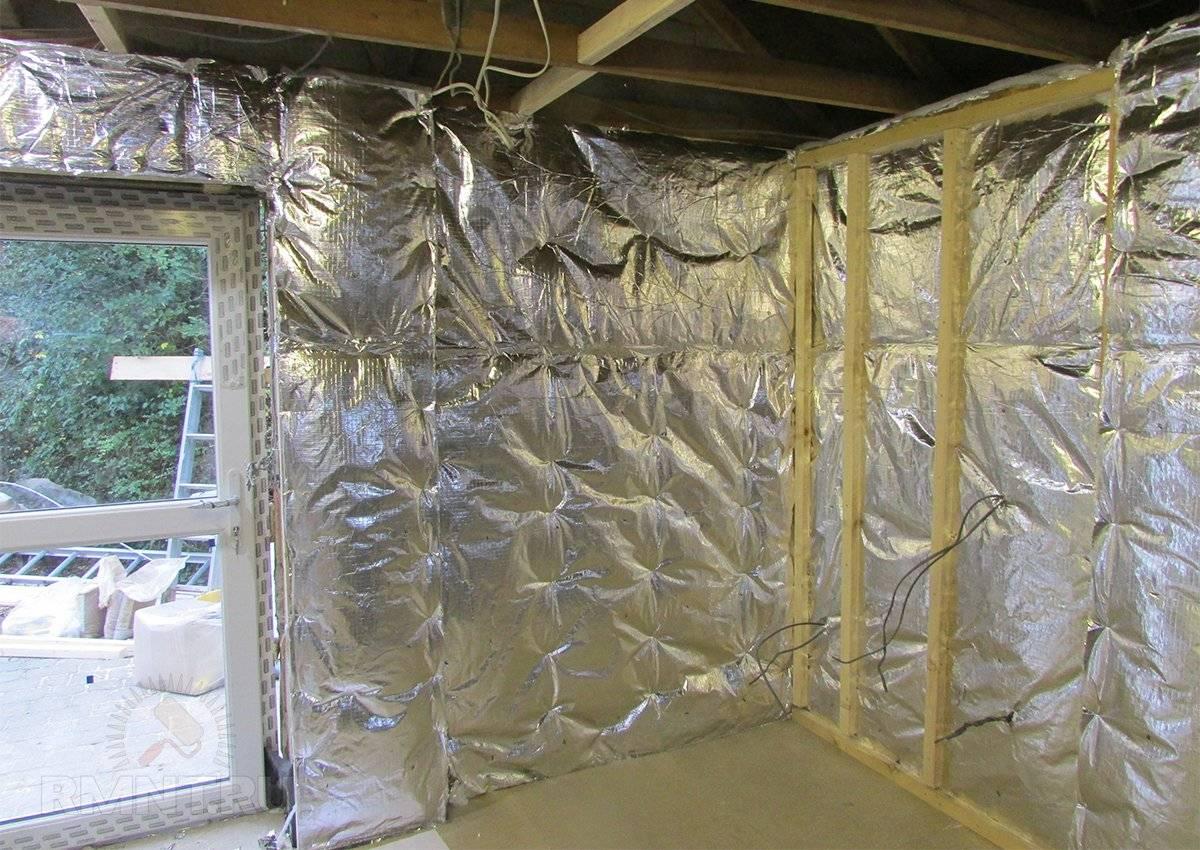 Утеплитель для стен внутри дома на даче – этапы работ и материалы