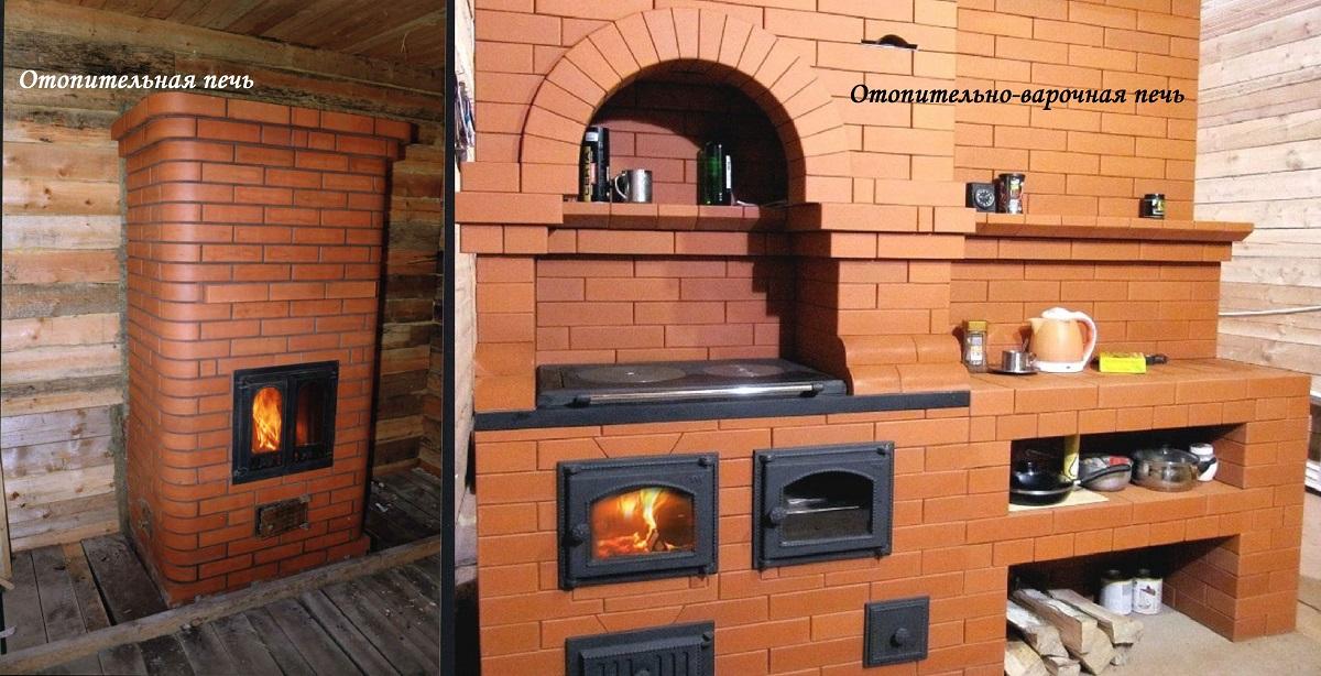 Обзор маленьких и компактных печей для дачи на дровах