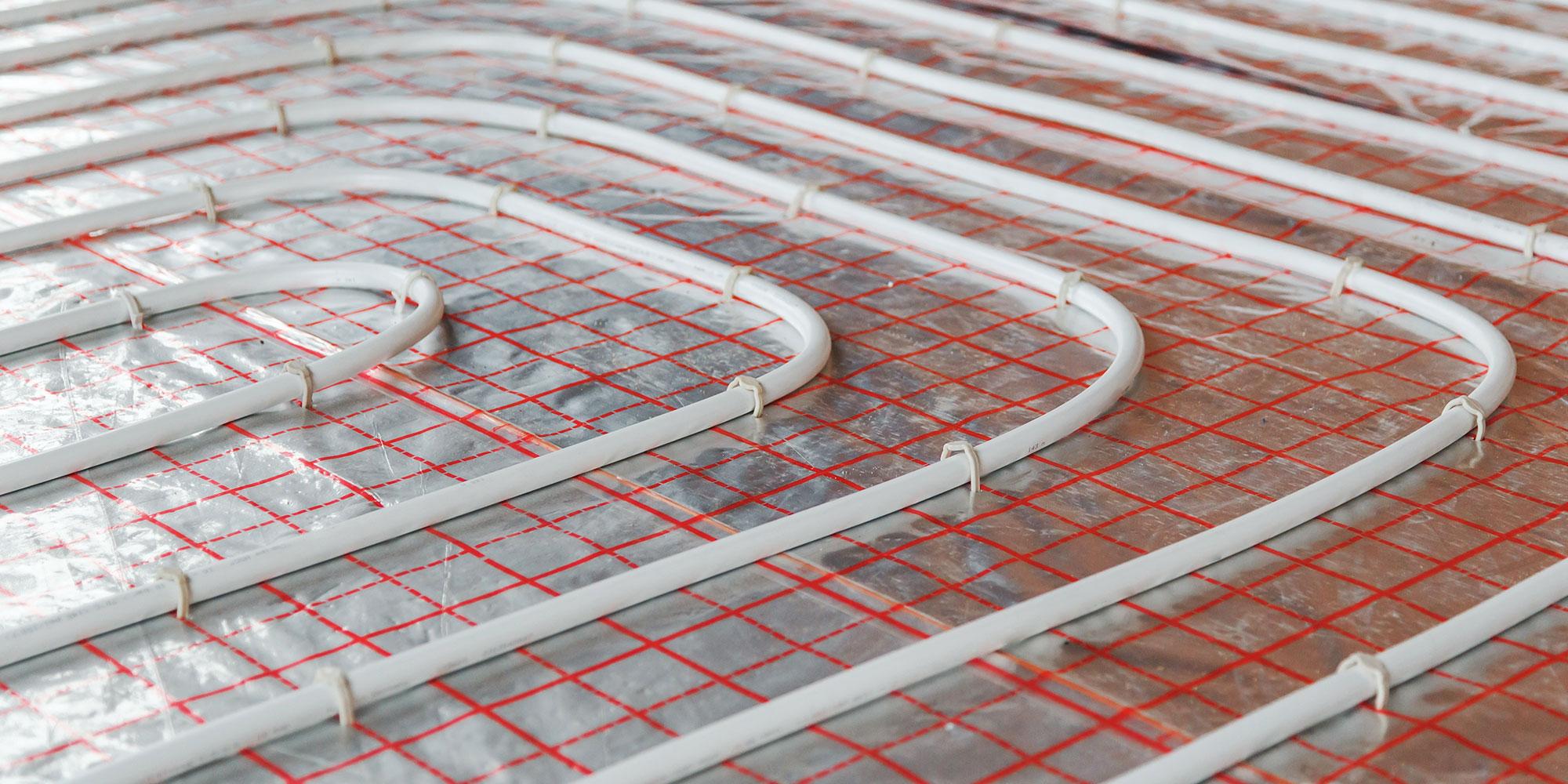 Теплоизоляция для теплого пола советы по выбору и монтажу