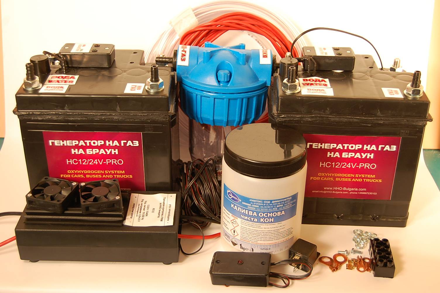 Генератор газа брауна для отопления дома? - вентиляция, кондиционирование и отопление