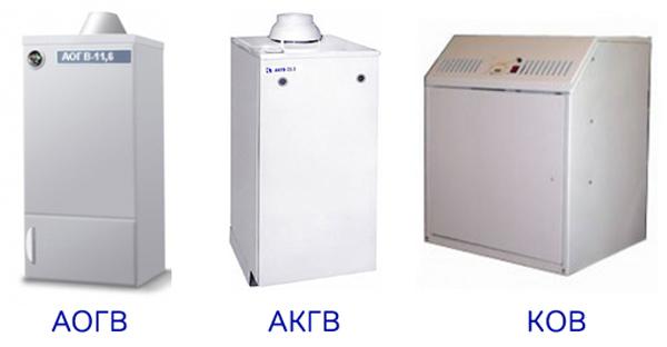Жуковский газовый котел аогв и агкв: разновидности, особенности и технические характеристики