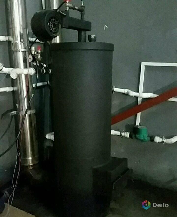 Делаем отопление на отработанном масле своими руками: описание принципа работы, конструкции самодельных котлов и заводских горелок