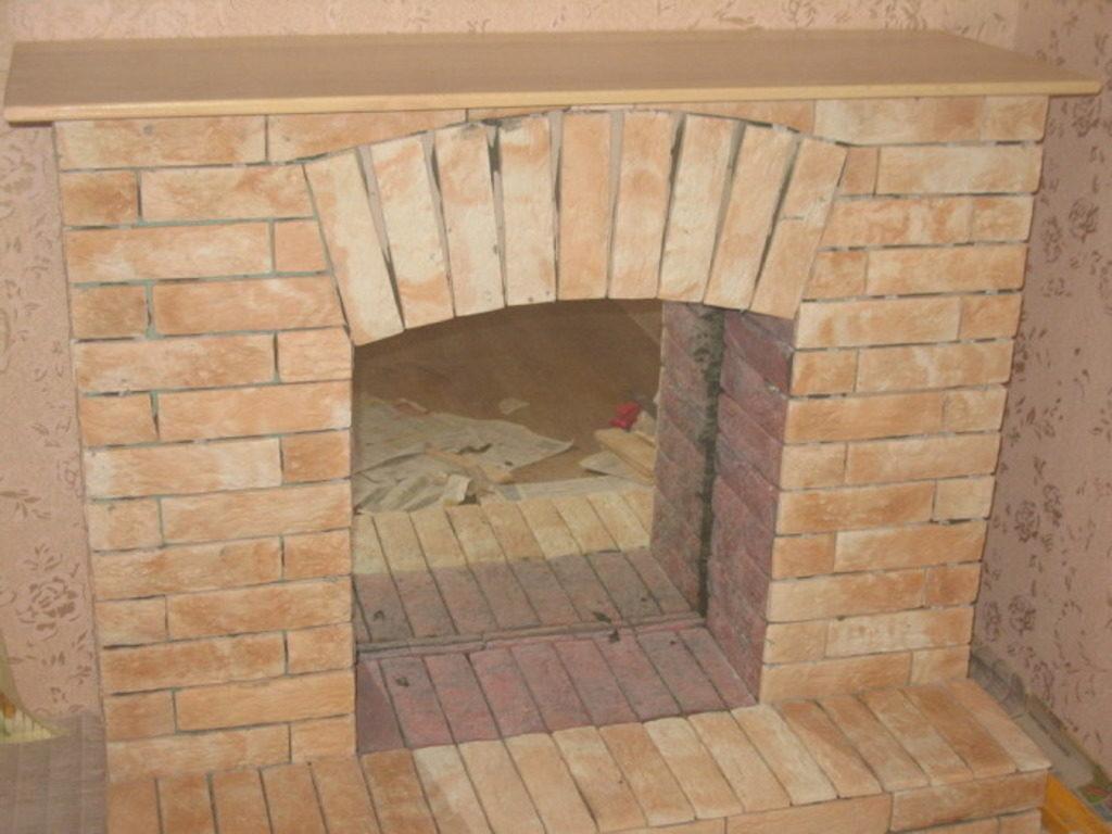 Декоративная отделка камина: 8 материалов для облицовки камина + фото   строительный блог вити петрова
