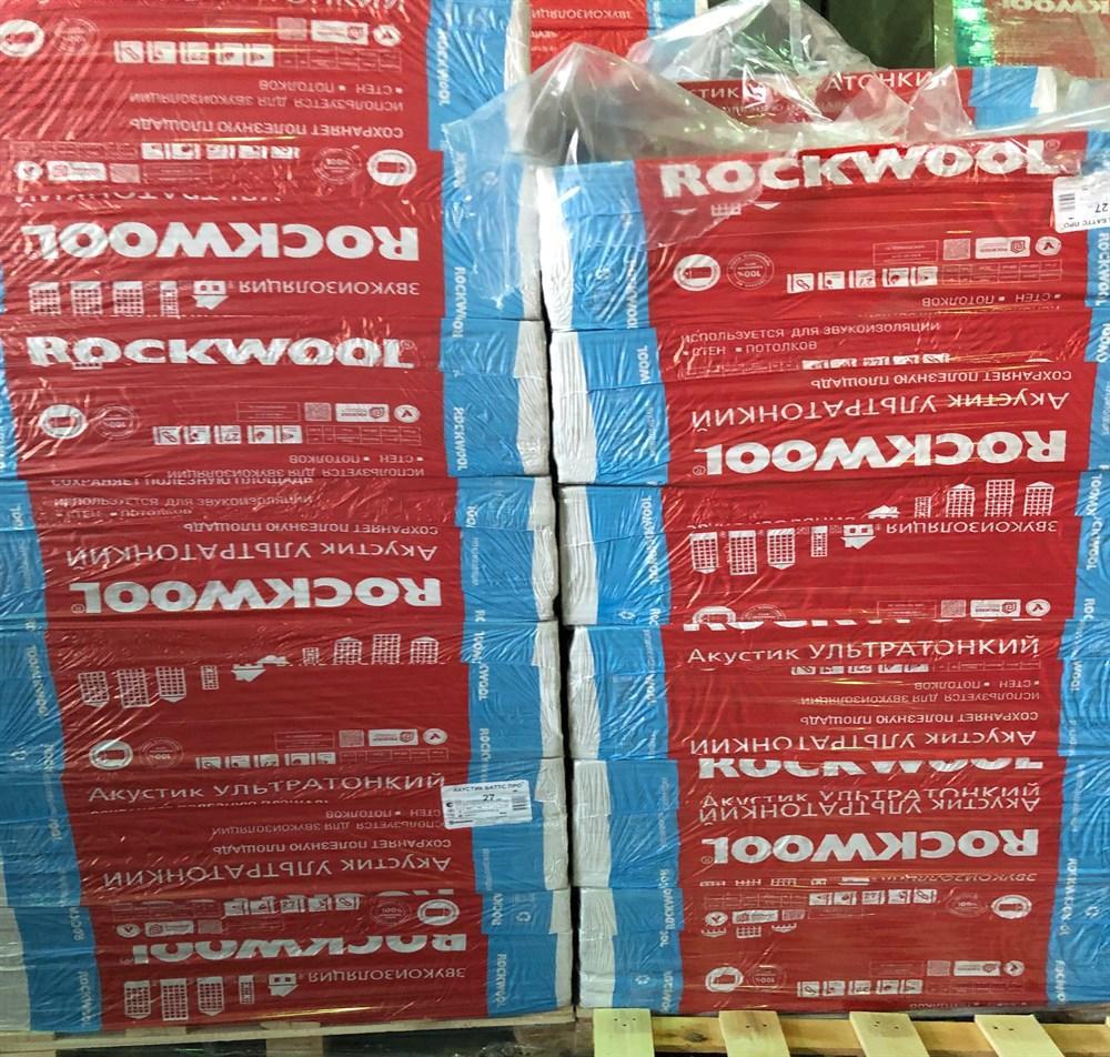 Обзор звукоизоляции роквул (rockwool) акустик баттс для пола, стен и потолка