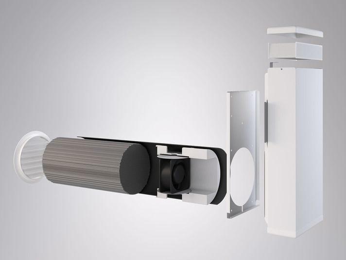 Приточная вентиляция в квартире с фильтрацией: преимущества и недостатки, техника монтажа