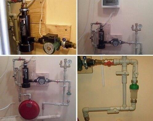 Изготовление электрокотла для отопления дома своими руками