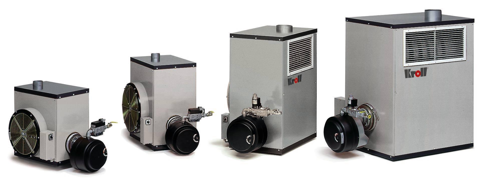 Энергоэффективные смесительные теплогенераторы для воздушного отопления «атри» внс