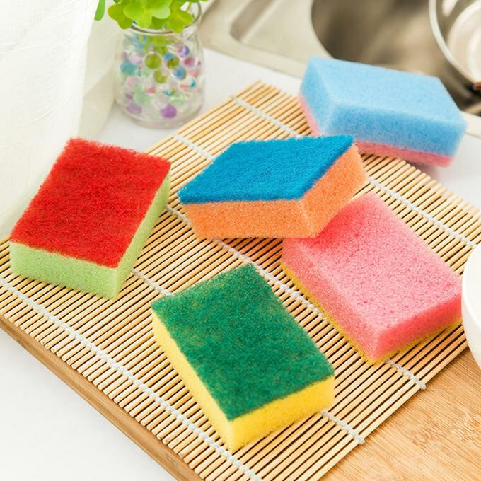 Вторая жизнь вещей: 18 способов использования кухонной губки