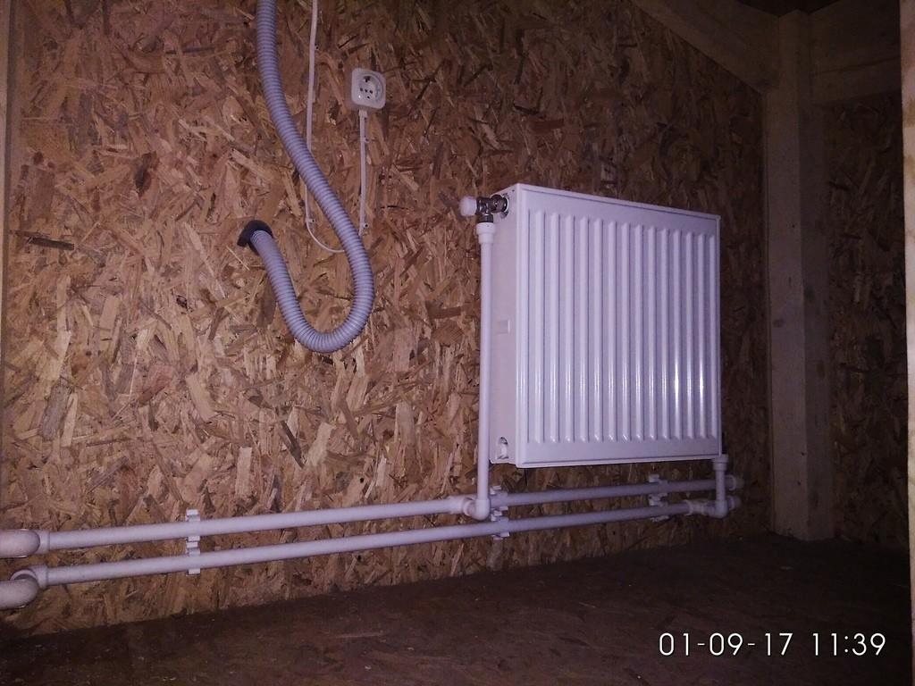 Устанавливаем отопление дома из сип-панелей электричеством