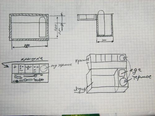 Как сделать теплообменник для зимней палатки своими руками: чертежи