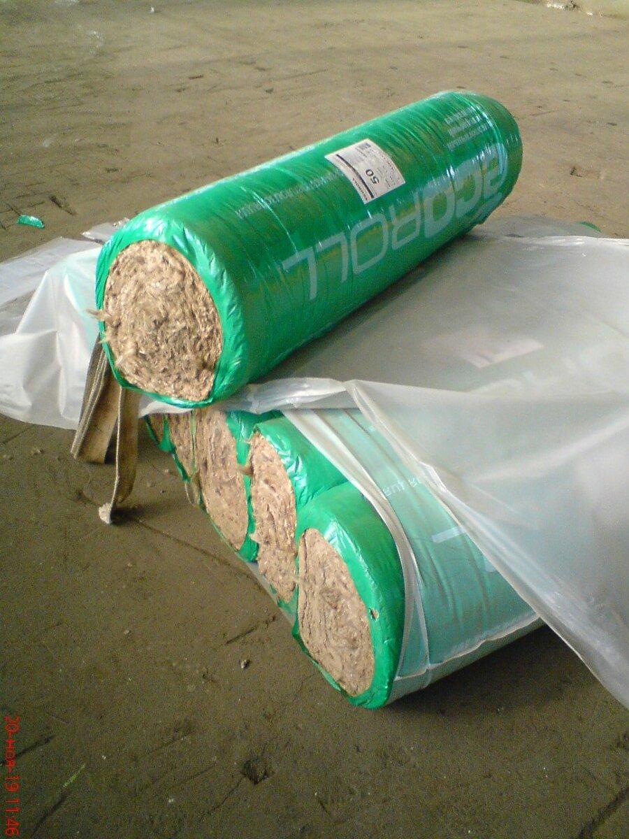 Особенности рулонных теплоизоляционных материалов